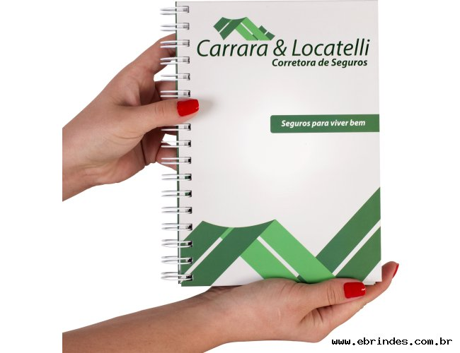 Agenda/Caderno capa dura