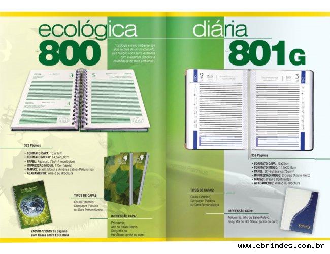 Agenda Ecológicas