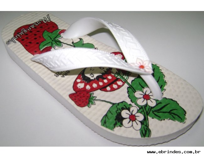 sandalia  personalizada