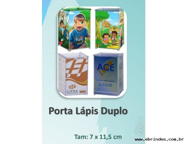 PORTA LAPIS QUADRADO