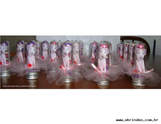 Tubetes da Angelina Bailarina