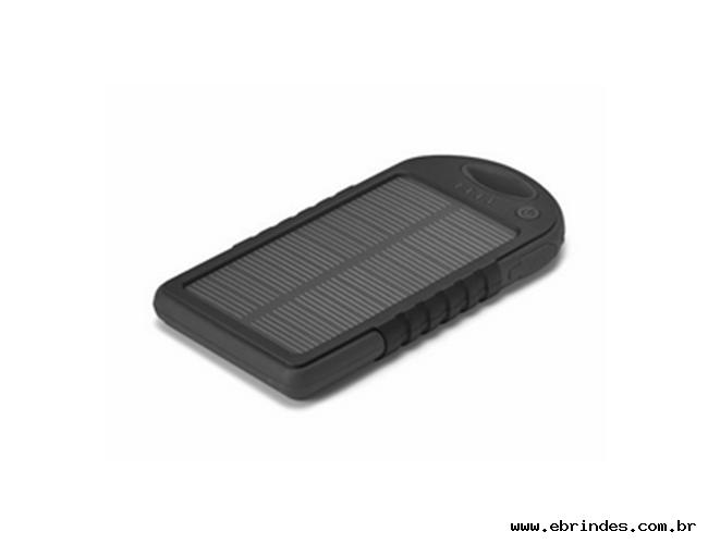 Bateria externa solar para celular