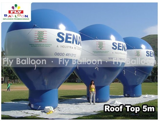 Balao Roof Top Inflavel