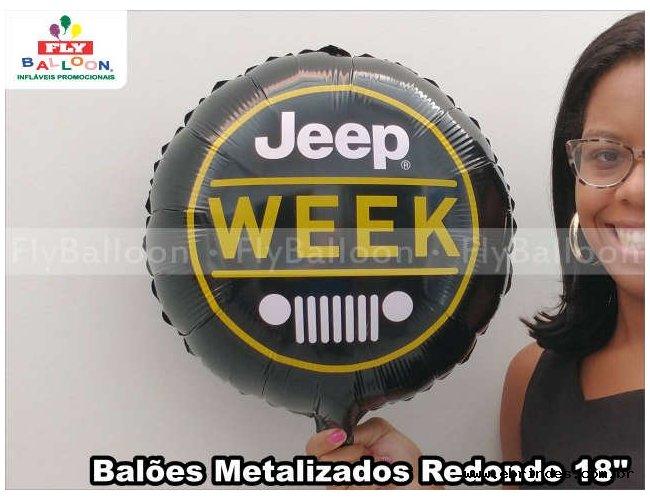 Baloes Metalizados Personalizados