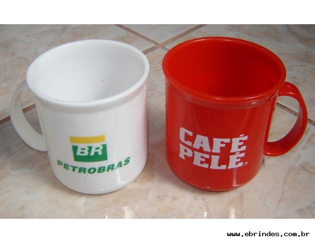 CANECA PLASTICA CAFE