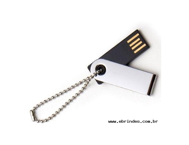 MINI pen drive giratório 2GB