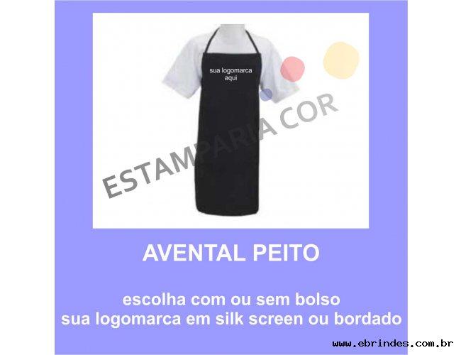 Avental Peito