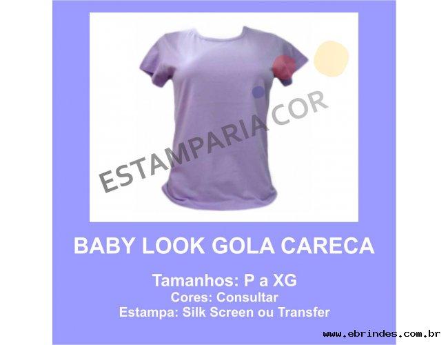 Baby Look Feminina