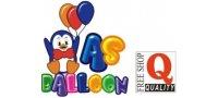 AS Balloon - Balões, Gás Hélio e Infláveis Promocionais