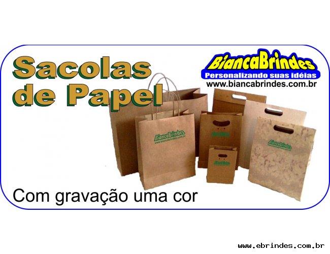 Sacola de papel