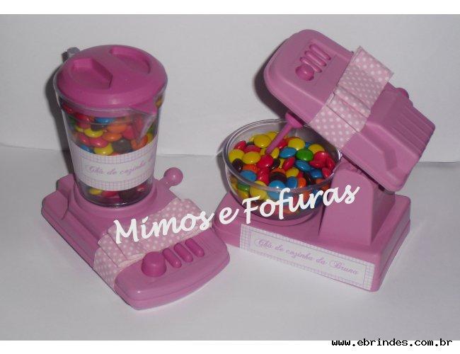 Mini Batedeiras e liquidificadores