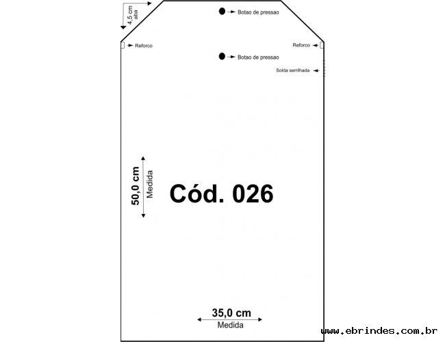 Embalagem PVC  35x40