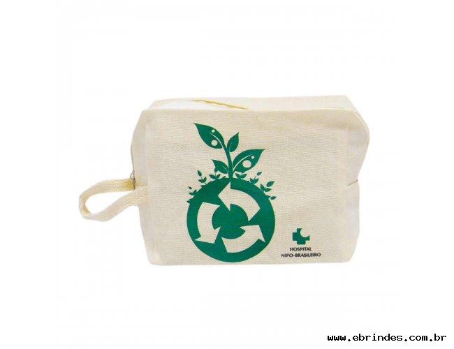 Necessaire ecológica