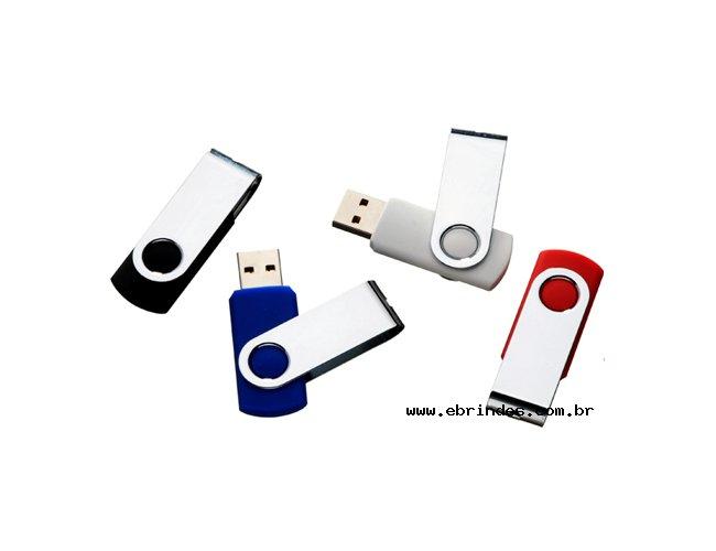 Pen drive 4, 8 e 16 GB