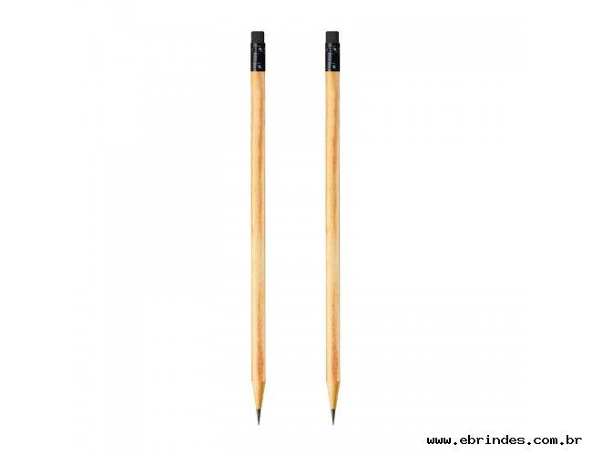 Lápis Faber Castell - madeira natural