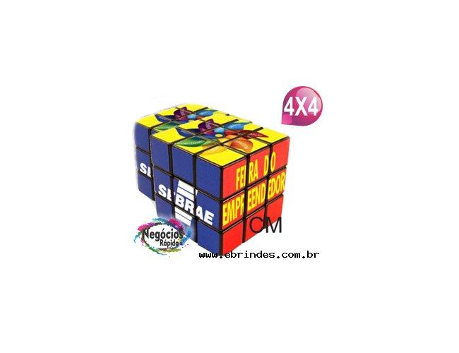 Cubo Mágico G Personalizado 4x4