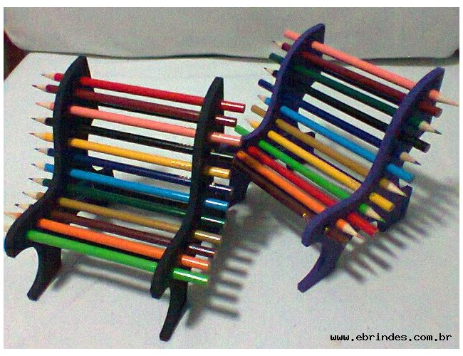 Banco de lápis