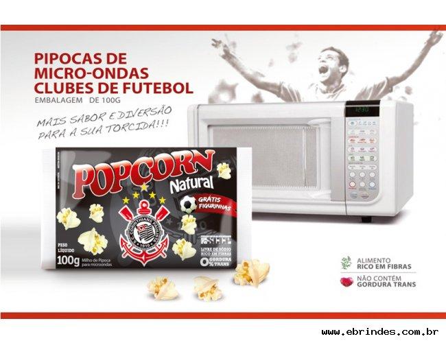 Popcorn microondas Marca Própria