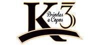 K3 Brindes e Copos Personalizados