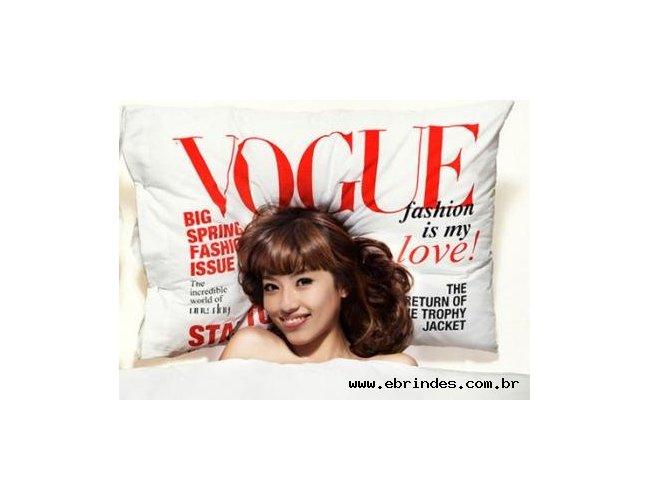 Fronha de Travesseiro Personalizada - Coloque Fotos, Imagens e Textos