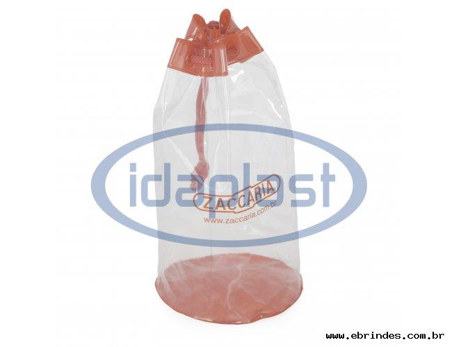Mochilinha Plástica