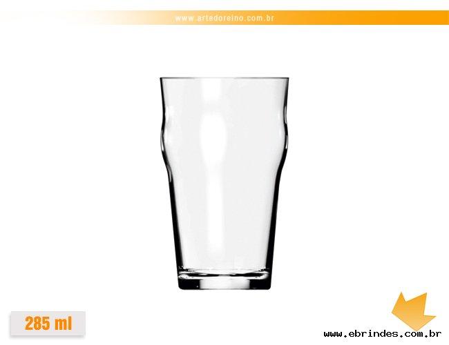 2222 - Copo Stout Pint 285 ml Personalizado