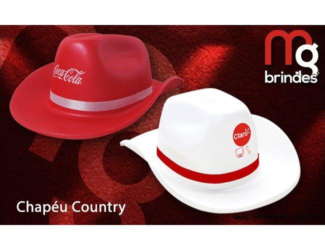 Chapéu Country em E.V.A