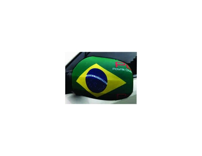 Capa p/ Retrovisor Personalizada Brinde Copa 2014