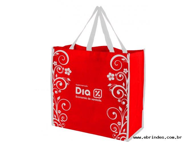 sacola de rafia personalizada